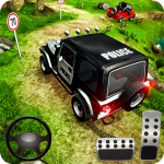 [APK] Offroad Police Jeep 4×4 Driving & Racing Simulator 1.8.0 (MOD Unlimited Money)
