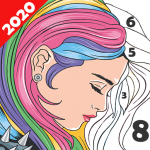 [APK] Paint Color: Coloring by Number for Adults 2.0.11 (MOD Unlimited Money)
