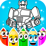 [APK] Painting : Robots 1.1.0 (MOD Unlimited Money)