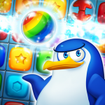 Pengle Penguin Match 3  2.1.1 (MOD Unlimited Money)