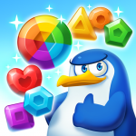 [APK] Penguin Puzzle Party 2.4.0 (MOD Unlimited Money)