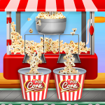 [APK] Popcorn Cooking Factory: Snack Maker Games 1.0.3 (MOD Unlimited Money)