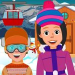 [APK] Pretend Play Alps Life: Home Town Vacation Games 1.0.7  (MOD Unlimited Money)