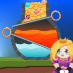 [APK] Pull Him Out Puzzle – Love Pins ! 1.0.4 (MOD Unlimited Money)