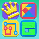 [APK] Puzzle King – Puzzle Games Collection 2.1.4 (MOD Unlimited Money)