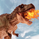 [APK] Real Dinosaur Simulator Games – Dino Attack 3D 1.4 (MOD Unlimited Money)