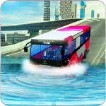 [APK] River Bus Driver Tourist Coach Bus Simulator 3.7 (MOD Unlimited Money)