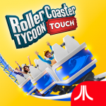 RollerCoaster Tycoon Touch – Build your Theme Park  3.16.11 (MOD Unlimited Money)