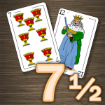 [APK] Seven And A Half: card game 1.4 (MOD Unlimited Money)