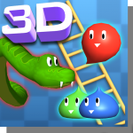 [APK] Snakes and Ladders, Slime – 3D Battle 1.52 (MOD Unlimited Money)