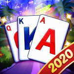 Solitaire Tripeaks Diary Solitaire Card Classic  1.25.1 (MOD Unlimited Money)