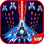 [APK] Space Shooter: Alien vs Galaxy Attack (Premium) 1.466(MOD Unlimited Money)
