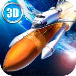 [APK] Space Shuttle Pilot Simulator 2.2 (MOD Unlimited Money)