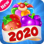 [APK] Sweet Fruit Candy: New Games 2020 2.3.2.1 (MOD Unlimited Money)