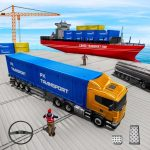 [APK] Transport Ship Euro Truck Cargo Transport Games2.8 1 (MOD Unlimited Money)