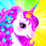 [APK] Unicorn Dress Up – Girls Games 2.3.3 (MOD Unlimited Money)