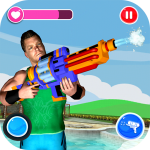 [APK] Water Gun : Pool Party Shooter 2.4 (MOD Unlimited Money)