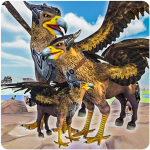 [APK] Wild Griffin Family Flying Eagle Simulator 3.0  (MOD Unlimited Money)