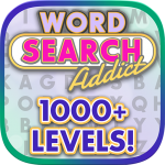 Word Search Addict Word Search Puzzle Free  1.132 (MOD Unlimited Money)