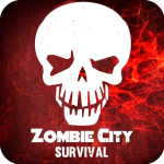 Zombie City : Dead Zombie Survival Shooting Games  2.4.3 (MOD Unlimited Money)