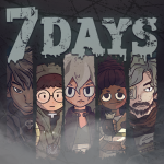7Days: Offline Mystery Puzzle Interactive Novel  or Android (MOD Unlimited Money)