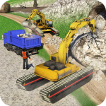 [APK] Amphibious Excavator Construction Crane Simulator 1.9 (MOD Unlimited Money)
