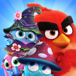 Angry Birds Match 3  5.2.0 (MOD Unlimited Money)