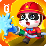Little Panda Fireman  8.52.00.00 (MOD Unlimited Money)