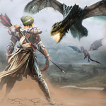 [APK] Battle of Mighty Dragons: Archery Games 2019 2.3 (MOD Unlimited Money)