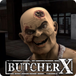 [APK] Butcher X – Scary Horror Game/Escape from hospital 1.9.9 (MOD Unlimited Money)