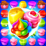 [APK] Cake Smash Mania – Swap and Match 3 Puzzle Game 3.0.5050   (MOD Unlimited Money)