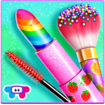 Candy Makeup Beauty Game – Sweet Salon Makeover  1.1.8 (MOD Unlimited Money)