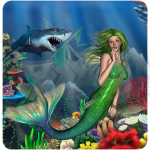 [APK] Cute Mermaid Sea Adventure: Mermaid Games 1.6 (MOD Unlimited Money)