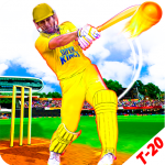 [APK] Dhoni Cricket ; Real T-20 Cricket World Cup 2020 1.4 (MOD Unlimited Money)
