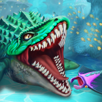 [APK] Dino Water World 3D 1.18 (MOD Unlimited Money)