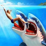 [APK] Double Head Shark Attack – Multiplayer  (MOD Unlimited Money) 8.7