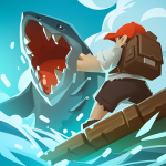 Epic Raft Fighting Zombie Shark Survival Games  1.0.3 (MOD Unlimited Money)