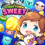 [APK] Everytown Sweet: Match 3 Puzzle 7.1 (MOD Unlimited Money)