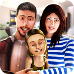 [APK] Family Simulator – Virtual Mom Game  2.4(MOD Unlimited Money)