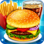 [APK] Fast Food  Cooking and Restaurant Game 1.1 (MOD Unlimited Money)