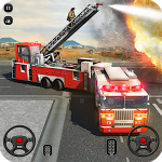 [APK] Fire Truck Driving School: 911 Emergency Response 1.6 (MOD Unlimited Money)