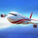 Flight Pilot Simulator 3D Free  2.4.1 (MOD Unlimited Money)