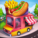 [APK] Food Truck Restaurant 2: Kitchen Chef Cooking Game 1.11 (MOD Unlimited Money)
