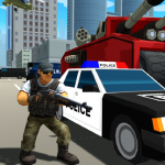 [APK] Gangster City- Open World Shooting Game 3D 1.0.4 (MOD Unlimited Money)
