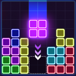 [APK] Glow Block Puzzle 1.8.4 (MOD Unlimited Money)