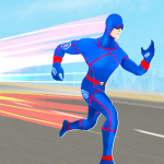 [APK] Grand Light Speed Robot Hero City Rescue Mission 2.0 (MOD Unlimited Money)