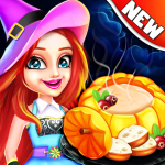 Halloween Cooking : Chef Restaurant Cooking Games  1.4.29 (MOD Unlimited Money)