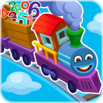 [APK] Happiness Train – Free Educational Games for Kids 1.6 (MOD Unlimited Money)