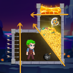 [APK] Hero pull the pin: Hero rescue 3.1 (MOD Unlimited Money)