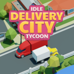 [APK] Idle Delivery City Tycoon: Cargo Transit Empire 2.5.4 (MOD Unlimited Money)